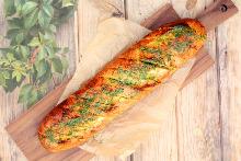 Garlic toast