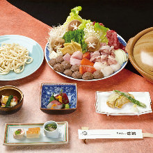 5,400 JPY Course