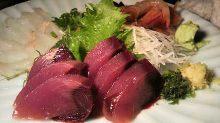 Skipjack tuna (sashimi)