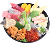 Intermediate Wholesaler's Seafood on Rice Bowl