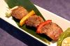 [Grilled Dish] Tuna Cheek Large Grilled Skewer