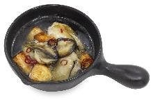 牡蠣アヒージョ
