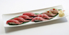 Various Types of Specially Selected Bluefin Tuna Sushi