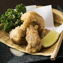 鶏のコラーゲンから揚げ