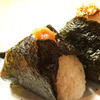 Rice Balls (plum/Spicy Cod Roe/leaf mustard)