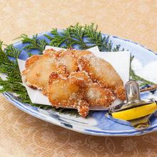 Marinated deep-fried chicken(seasoned with soy sauce)