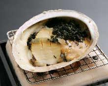 Abalone Oedo-yaki