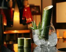 Bamboo sake