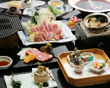 8,500 JPY Course (9  Items)