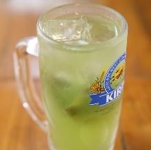 Green Tea Highball