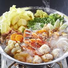 北海 醤油ちゃんこ鍋
