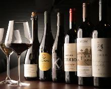 本日のグラスワイン(ランチ)