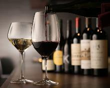 本日のグラスワイン(ディナー)