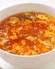 酢と胡椒入り五目スープ