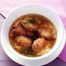 Wonton shrimp dumplings