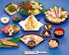 Miyabi meal tray