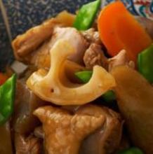 Gameni(rich soup)