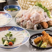 6,480 JPY Course (7  Items)