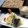 Lobster and Vegetable Tempura with Buckwheat Noodles