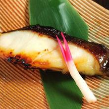 Saikyo yaki (Grilled food with Saikyo miso)