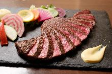 Seared Wagyu beef