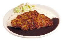 Pork loin cutlet curry