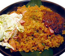 Dry curry