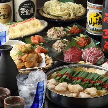 5,800 JPY Course (11 Items)