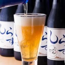 Shirasu Beer