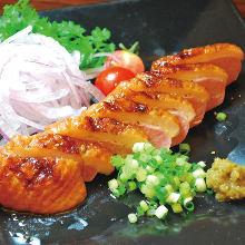 Roast Aigamo duck