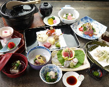 13,400 JPY Course (8 Items)
