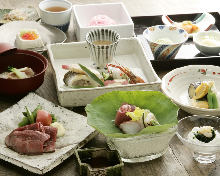 16,500 JPY Course (9 Items)