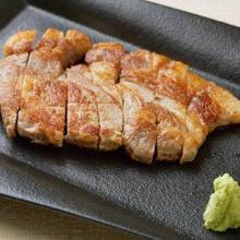 Pork steak (Tonteki)