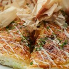 Japanese yam okonomiyaki