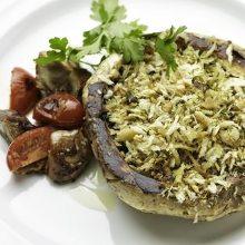 Sauteed mushroom