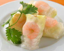 Taiwanese-style fresh spring roll