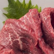 Kamenoko (lower beef thigh)