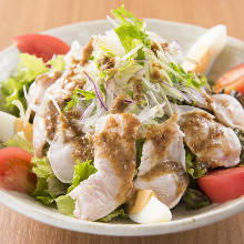 Locally raised chicken salad