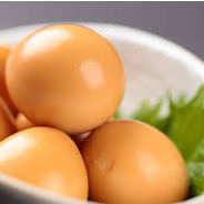 Seasoned quail egg