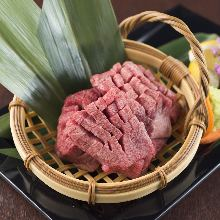 Thick-cut beef tongue