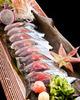 Pacific Saury Sashimi with Kelp