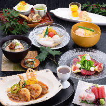 5,150 JPY Course (8 Items)