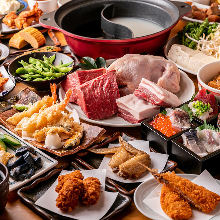 3,500 JPY Course (60  Items)