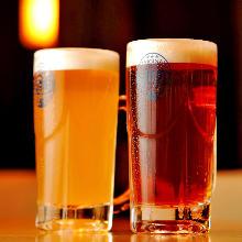 当社オリジナル地ビール 緋富士地ビール