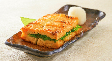 Grilled deep-fried Tochio