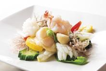 夏の琉球八宝菜