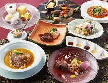 20,000 JPY Course (8 Items)