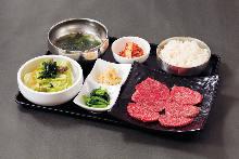 土古里ロースセット(もも肉使用)
