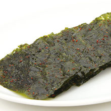 Korean seaweed