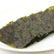 Korean seaweed